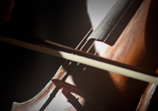Roland Anderson plays Bach's Cello Suite no.1