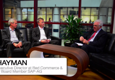 SAP HANA Video series for Red Commerce