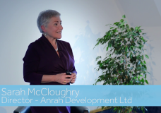Sarah McCloughry on Leadership, Gravitas and Women